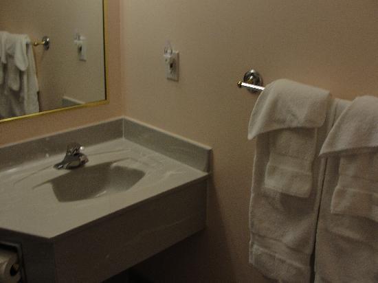 Auberge Gisele's Country Inn: Auberge Gisele's Clean Bathroom