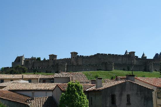 Carcassone, Francia: TOWN AND CITE