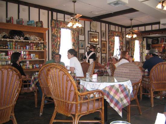 Windsor Rose Tea Room & Restaurant : Windsor Rose Tea Room