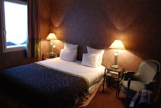 BEST WESTERN Hotel Kregenn : Camera 1