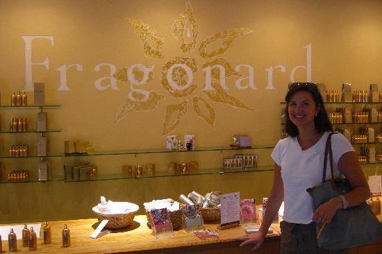 Parfumerie Fragonard : Fragonard shop
