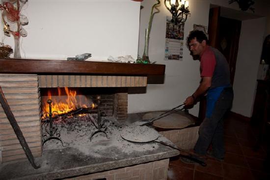 agriturismo barcomonte : Making the Caccia