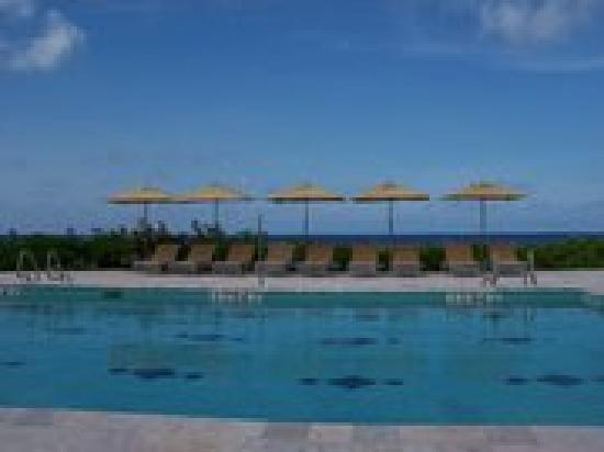 Santa Barbara Beach & Golf Resort, Curacao: Sea Traditions Private Pool
