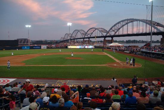 Davenport, IA: Take in a River Bandits Game at Modern Woodmen Stadium