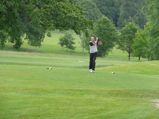 Rudding Park Hotel: Fore!
