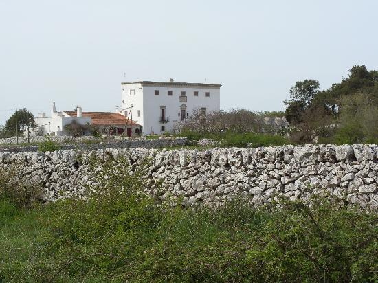 Masseria Murgia Albanese: Masseria