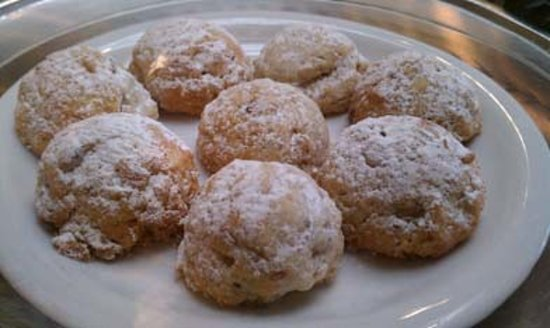 India Joze: Fresh Almond Cookies only $1