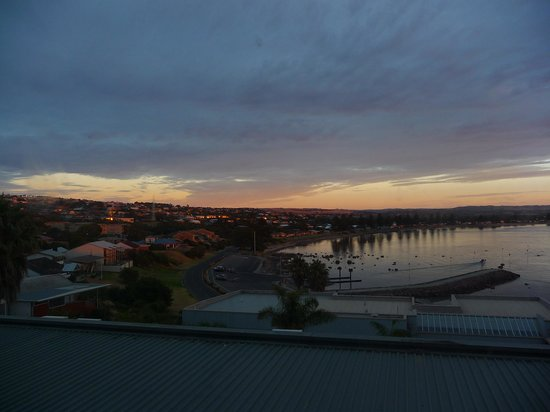 The Bluff Resort Apartments: view is worth buying