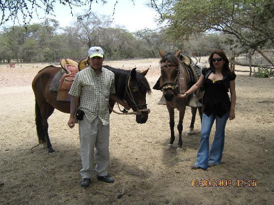 Horseback riding Rancho Santana: Pómac 3