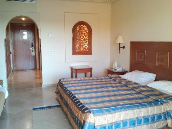 Alhambra Thalasso Hotel : Chambre