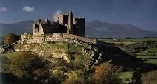 Truly amazing. Ireland's Rock of Cashel.