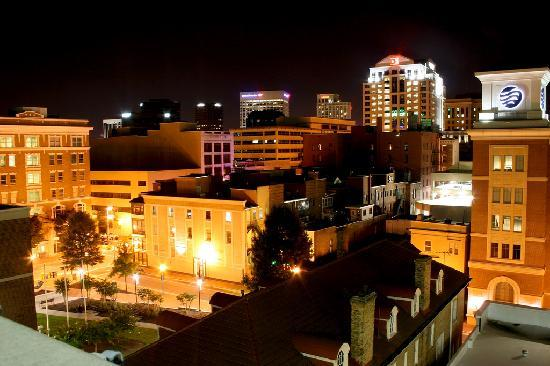 Downtown at night picture of norfolk virginia - Wyndham garden norfolk downtown norfolk va ...