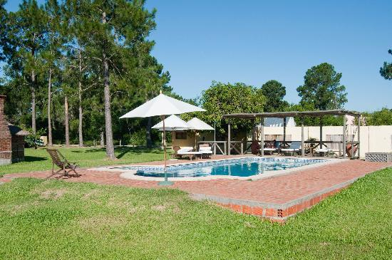Irupe Lodge: Swimming Pool