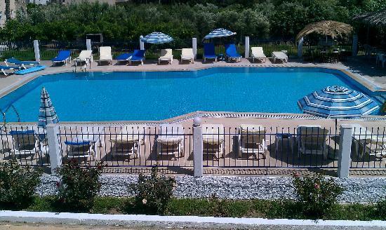Angelina Studios : the pool again