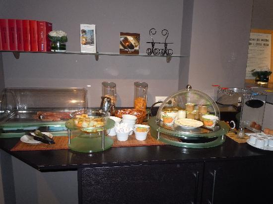 Hotel Metropole : Breakfast buffet
