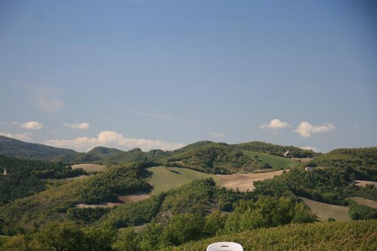 Agriturismo Ca' le Suore: Landschaftz