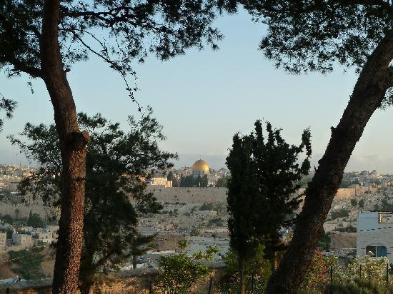 La Maison d'Abraham: vue de la maison d'Abraham