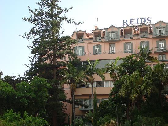 Belmond Reid's Palace: the hotel