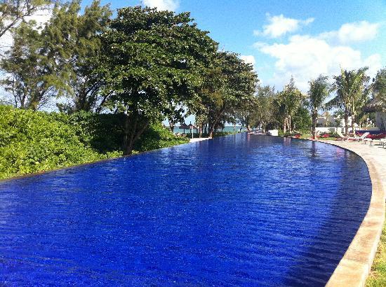 Sofitel So Mauritius: La piscine