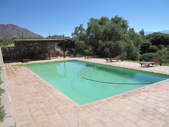 La Merced del Alto: pool