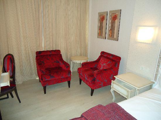 Sol Costa Atlantis: seating