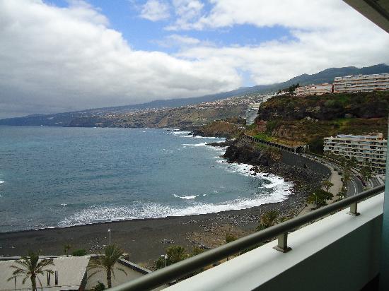 Sol Costa Atlantis: the view