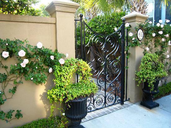 Charleston, Caroline du Sud : Gorgeous Gardens!
