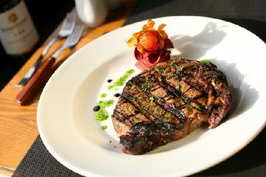Pulitos: 450g irish ribeye steak
