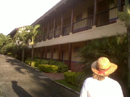 Decameron Panaca : los pisos