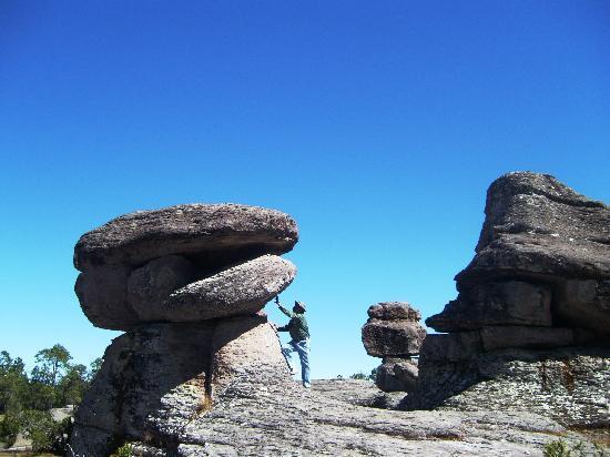 Mexiquillo: Rocas gigantes