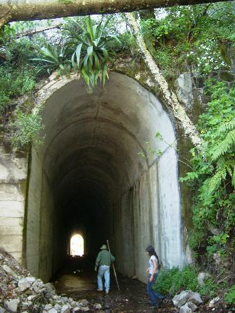 Mexiquillo: Tuneles