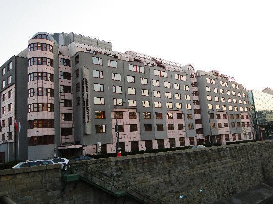 Marriott Hotel Dublin City Centre