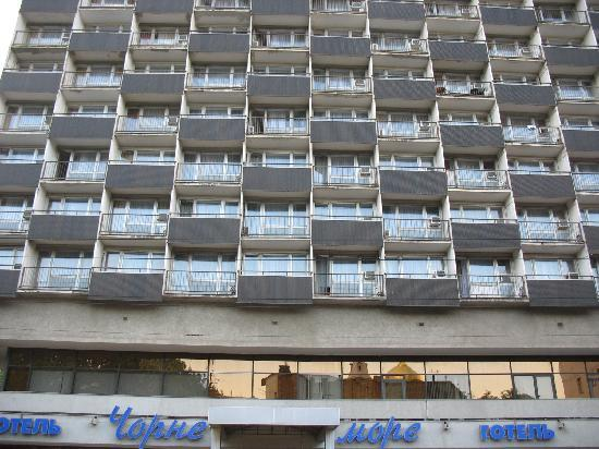 Black Sea Risheliyevskaya : Hotel front