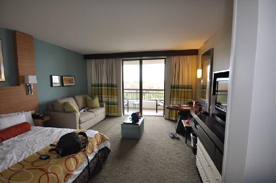 Bay Lake Tower at Disney's Contemporary Resort: BLT studio