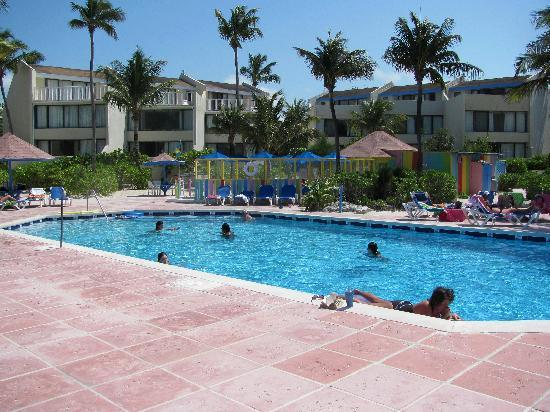 Blue Water Resort On Cable Beach Pool At The