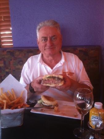 5 Star Burgers: yum yum