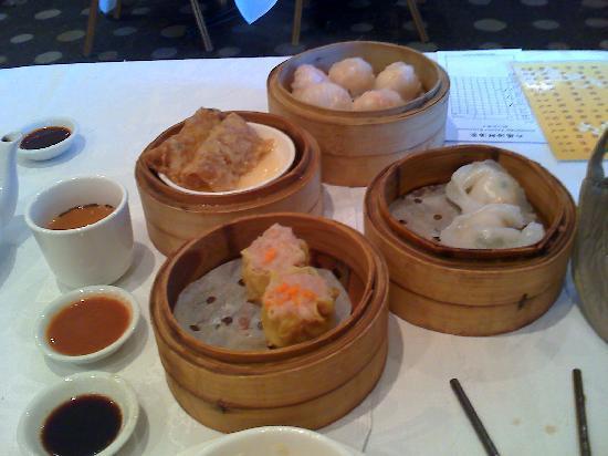 Northbridge Chinese Restaurant: My half eaten brunch