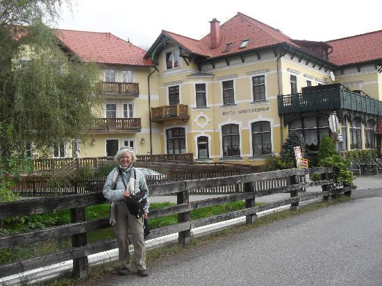 Bad Goisern, Áustria: Hotel