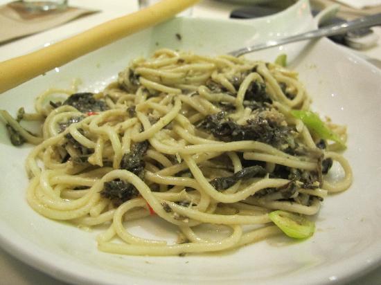 Big Plate: Laing Spaghetti