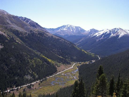Aspen, CO: independence pass