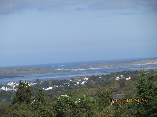 Gort Na Mona B & B: The view from my window