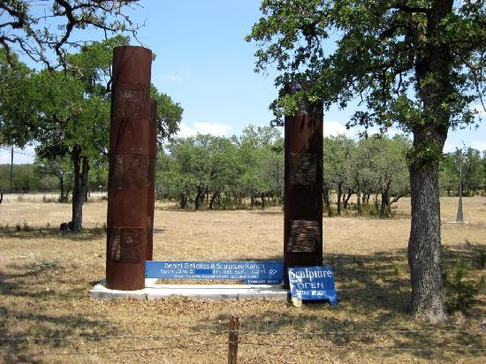 The Sculpture Ranch and Galleries: Benini Sculpture Ranch