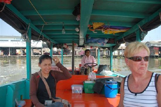 Trein Tour: Tha Chin Rivier river