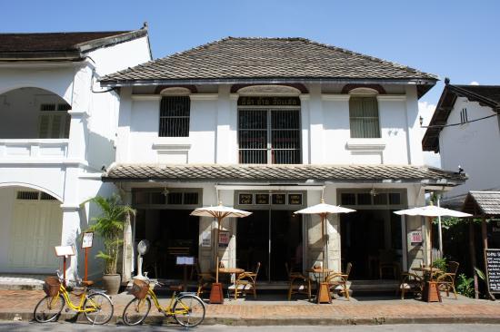 Le Cafe Ban Vat Sene