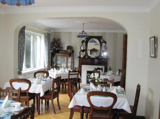 Ardawn House: Beautiful dining room