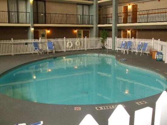 Holiday Inn Auburn - Finger Lakes Region: The pool