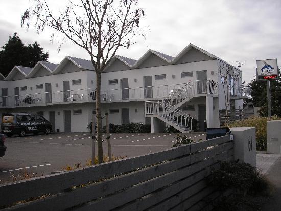Airport Delta Motel