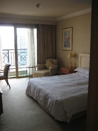 Lee Garden Service Apartment Beijing: Master Bedroom