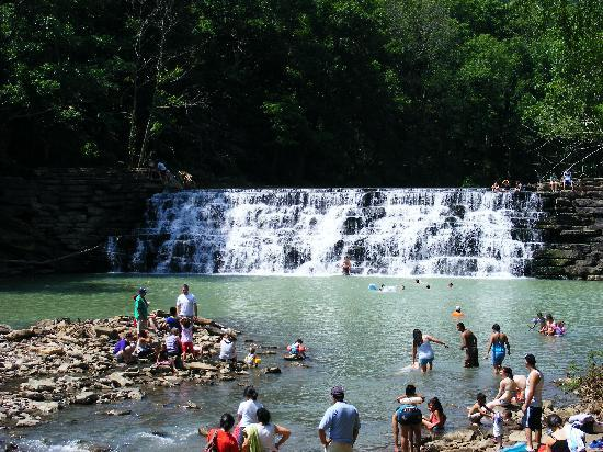 West Fork, อาร์คันซอ: Swimming Area