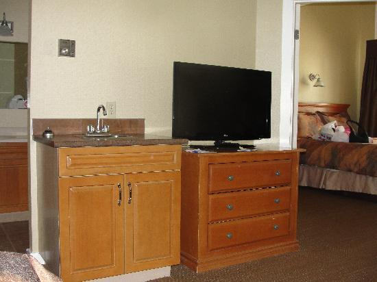 Irwin's Mountain Inn : Room
